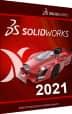 SolidWorks Premium 2021 with SP3.0 64Bit